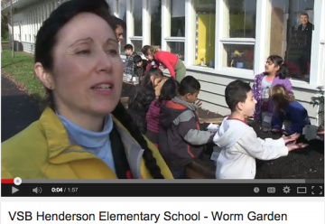 Small Grant School Story: John Henderson Elementary School